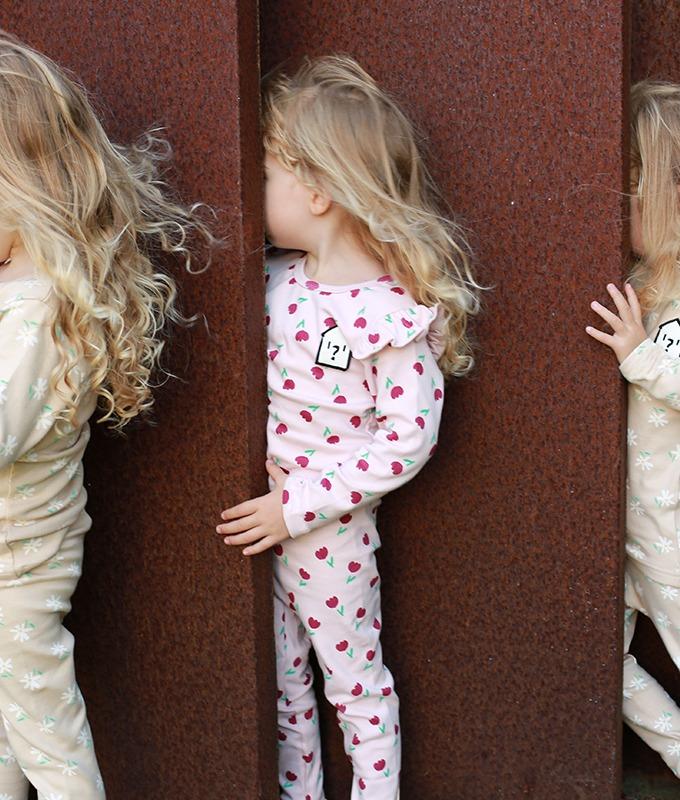 KOKACHARM - BRAND - Korean Children Fashion - #Kfashion4kids - Tulip Slim Fit Easywear