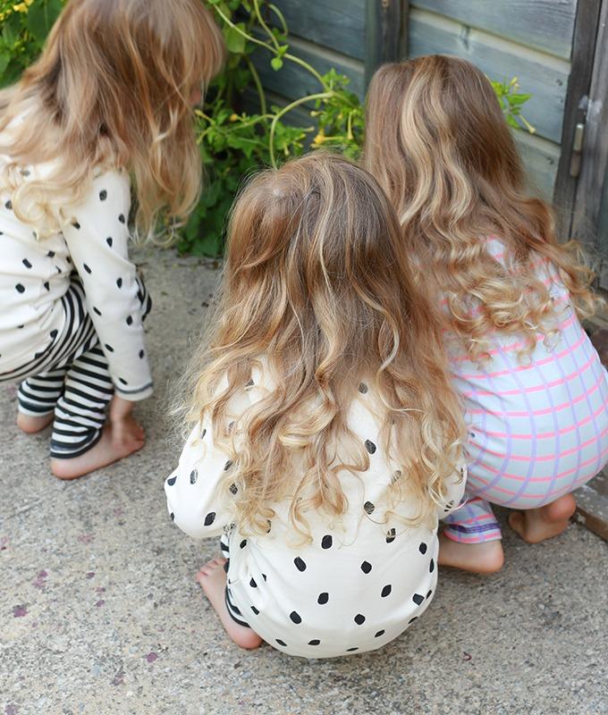 KOKACHARM - BRAND - Korean Children Fashion - #Kfashion4kids - Dot Stripe Slim Fit Easywear