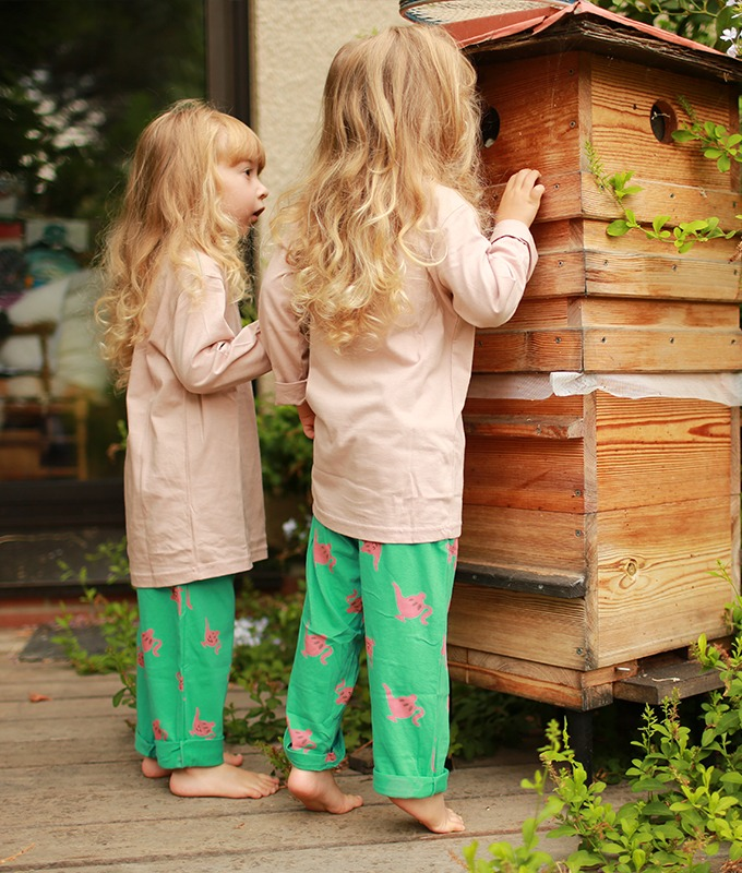 KOKACHARM - BRAND - Korean Children Fashion - #Kfashion4kids - Magic Lamp Loosefit Easywear