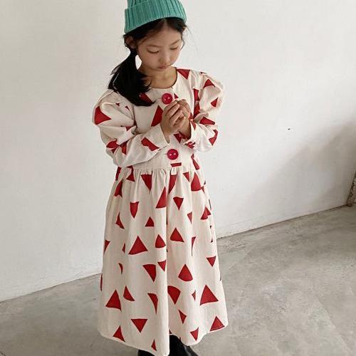 LOVE ROSIE - BRAND - Korean Children Fashion - #Kfashion4kids - Color Paper One-piece