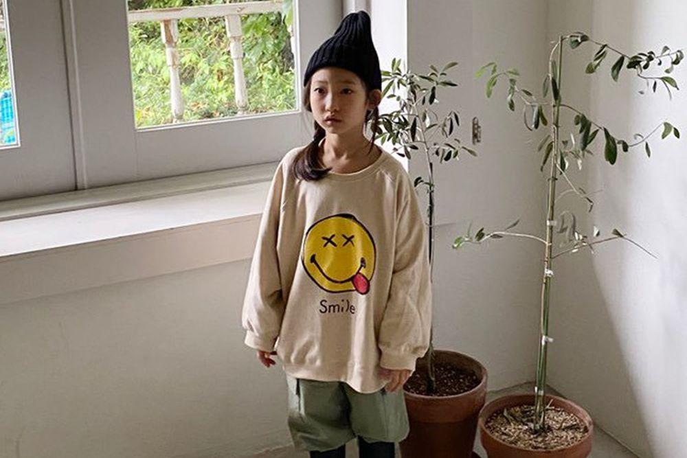 LOVE ROSIE - BRAND - Korean Children Fashion - #Kfashion4kids - Smile MTM
