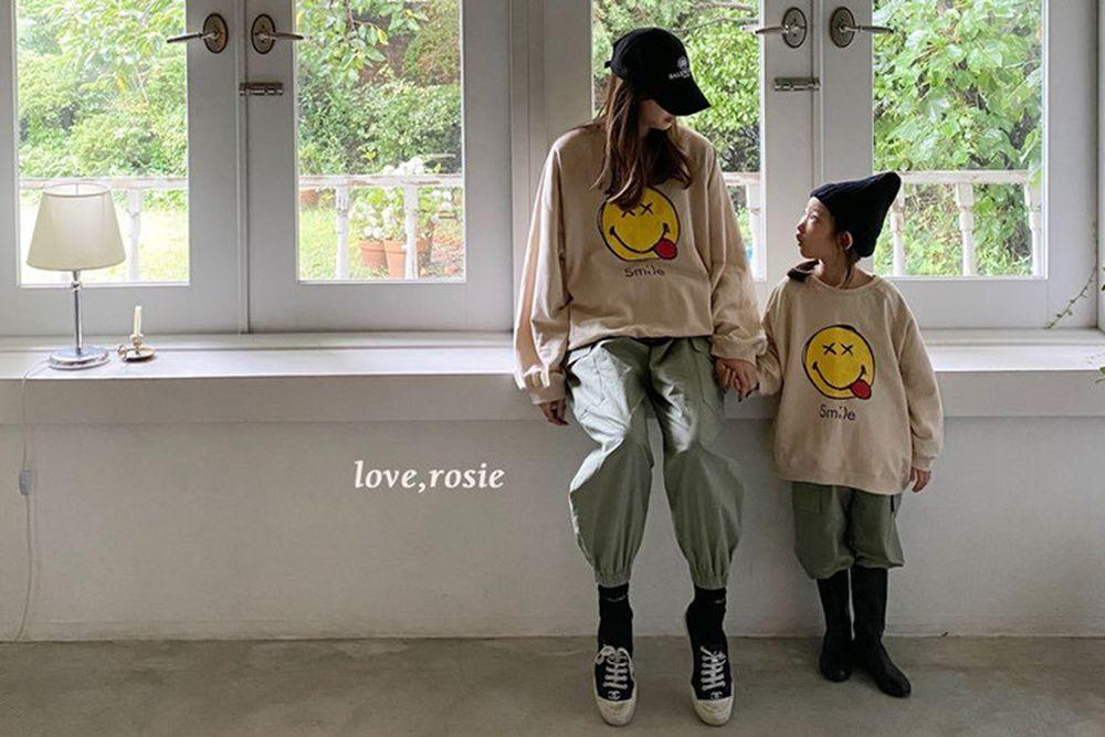 LOVE ROSIE - BRAND - Korean Children Fashion - #Kfashion4kids - Adult Smile MTM