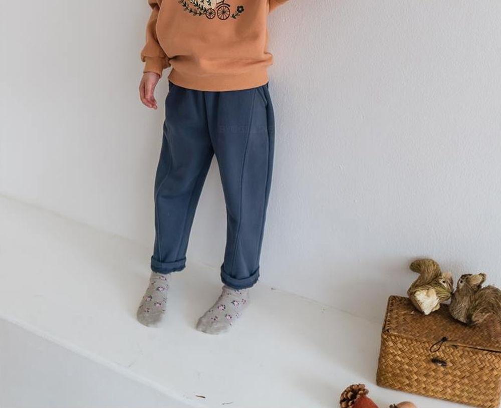 MILK POWDER - Korean Children Fashion - #Kfashion4kids - Juri Baggy Pants