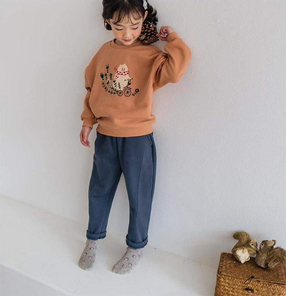 MILK POWDER - BRAND - Korean Children Fashion - #Kfashion4kids - Juri Baggy Pants