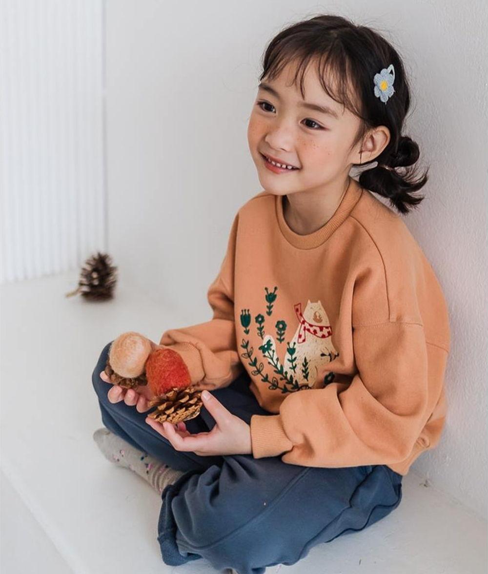 MILK POWDER - BRAND - Korean Children Fashion - #Kfashion4kids - Bear MTM
