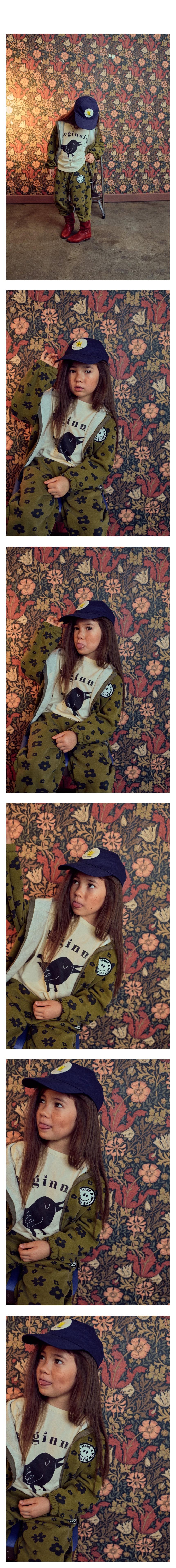 MINI PS MARKET - Korean Children Fashion - #Kfashion4kids - Daisy Pigment Pants