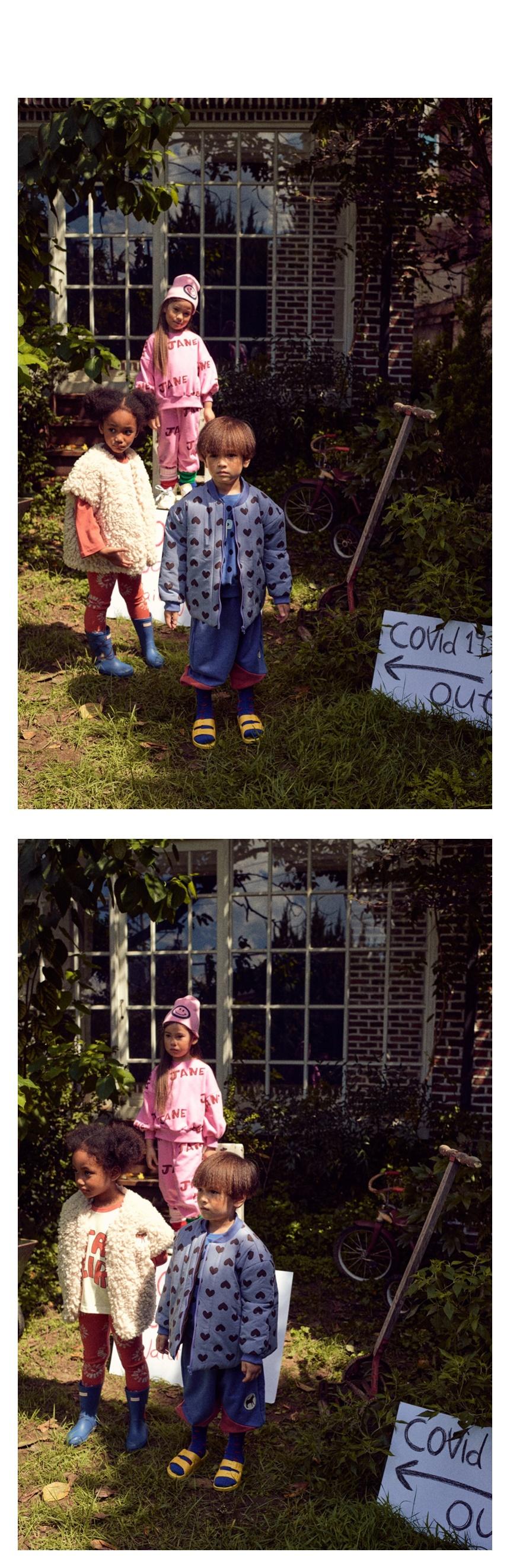 MINI PS MARKET - Korean Children Fashion - #Kfashion4kids - Jane Pants