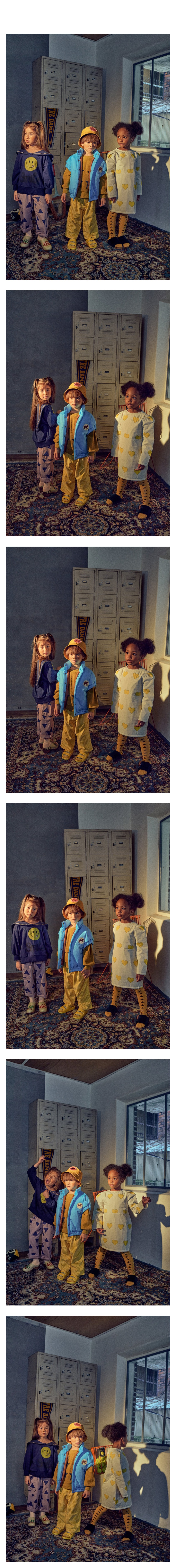 MINI PS MARKET - Korean Children Fashion - #Kfashion4kids - Smile Sailor MTM