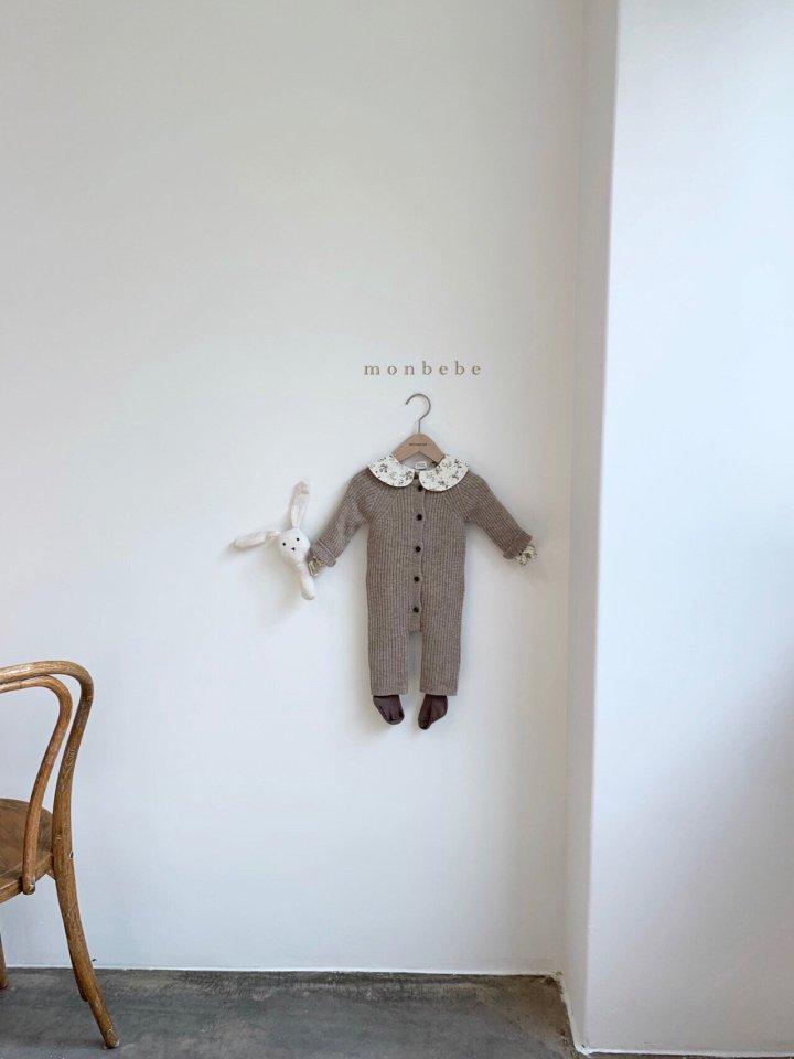MONBEBE - Korean Children Fashion - #Kfashion4kids - Rib Knit Bodysuit - 11