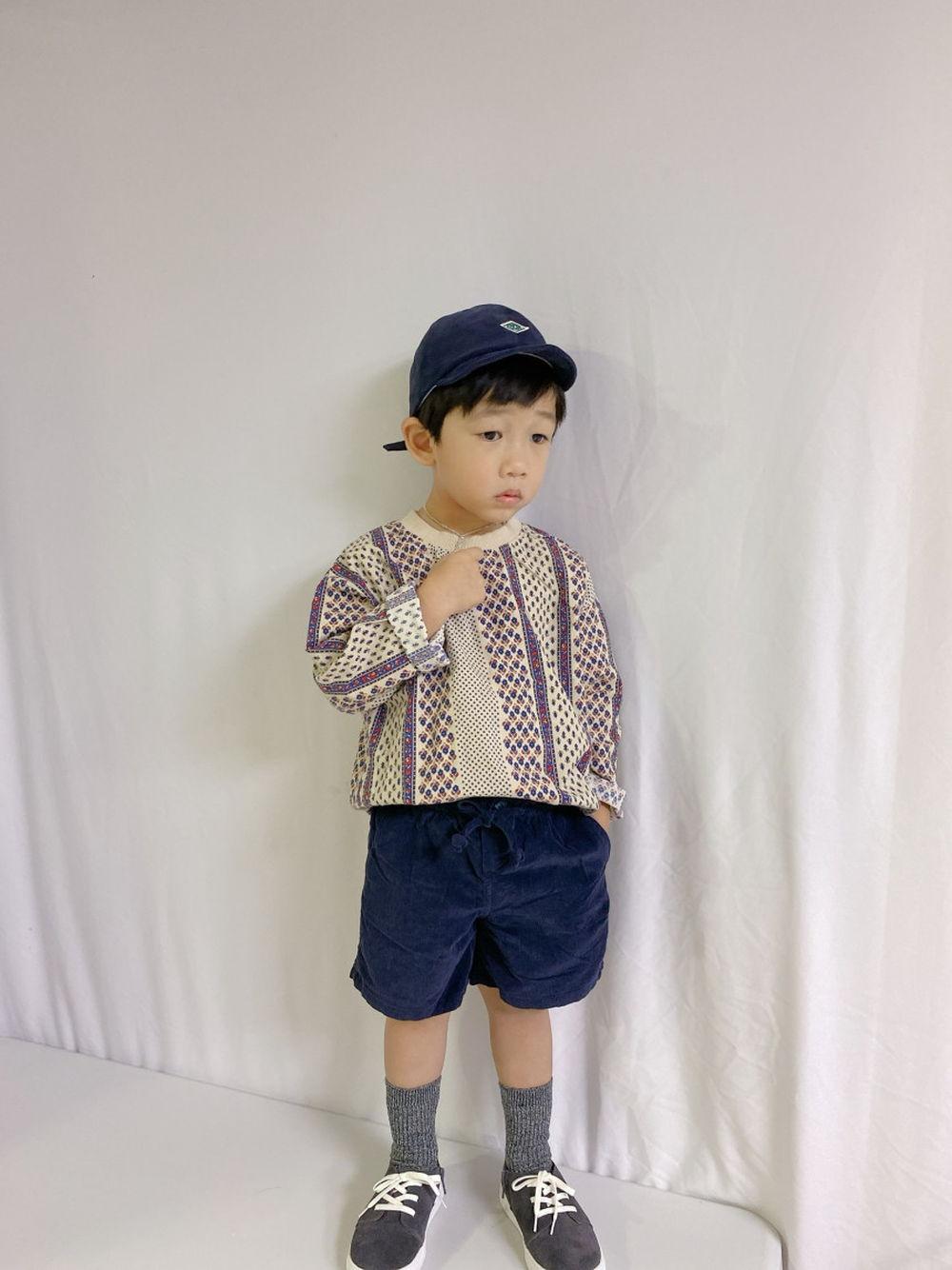 MOOI STORE - Korean Children Fashion - #Kfashion4kids - Garden MTM - 7