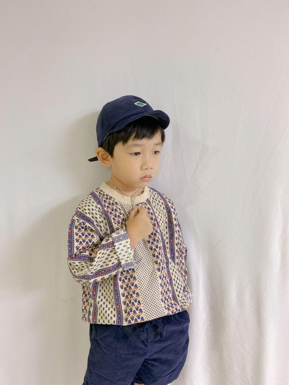 MOOI STORE - Korean Children Fashion - #Kfashion4kids - Garden MTM - 9
