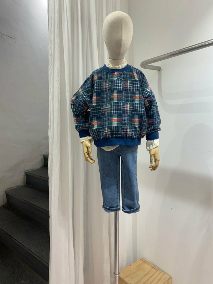 MOOI STORE - Korean Children Fashion - #Kfashion4kids - Mooi Denim Pants - 5