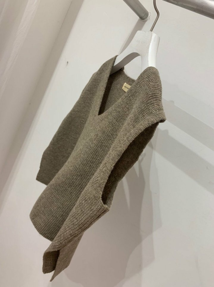 MOOI STORE - Korean Children Fashion - #Kfashion4kids - Wool Vest - 2