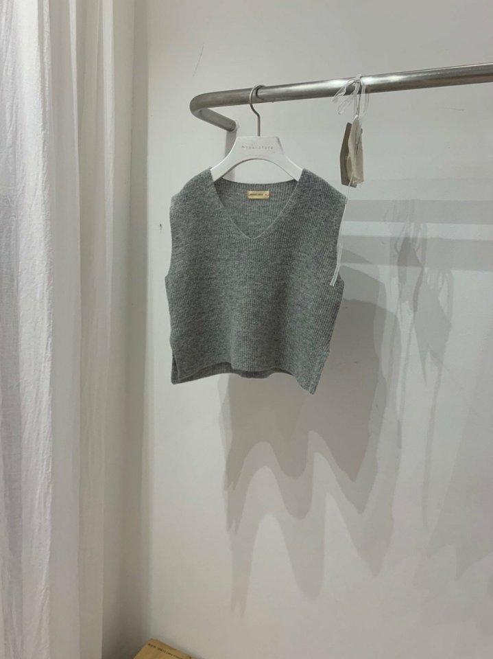 MOOI STORE - Korean Children Fashion - #Kfashion4kids - Wool Vest - 4