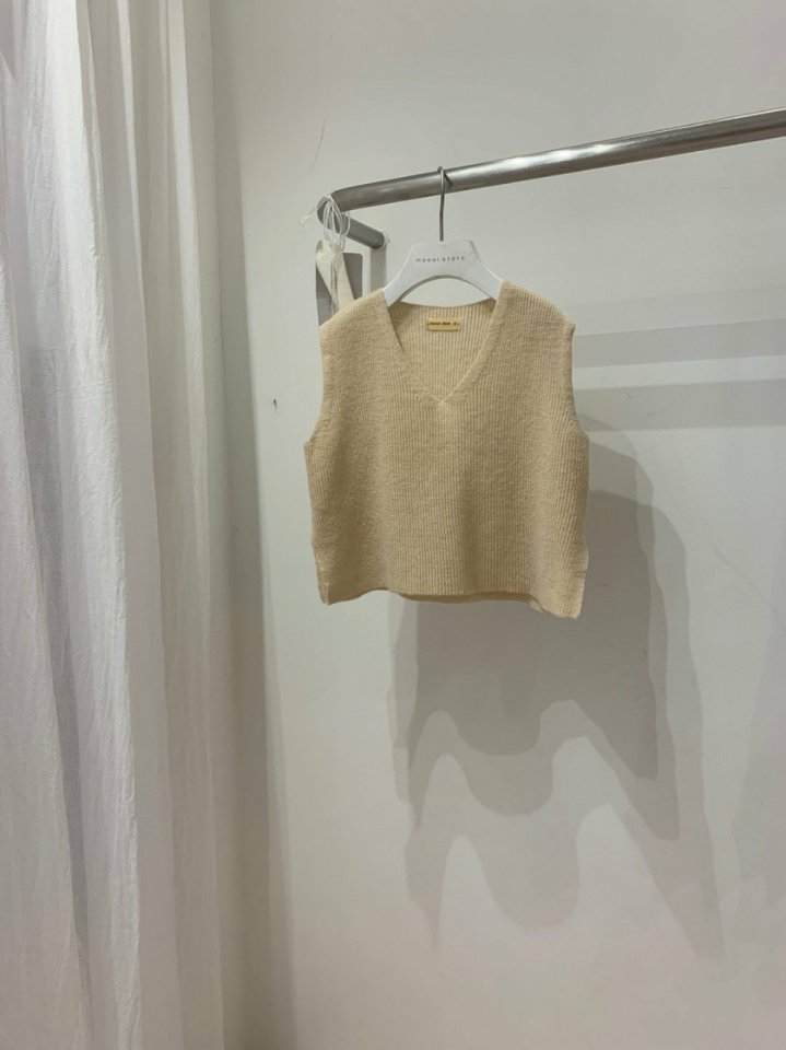 MOOI STORE - Korean Children Fashion - #Kfashion4kids - Wool Vest - 5