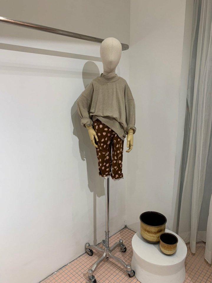 MOOI STORE - Korean Children Fashion - #Kfashion4kids - Leopard Pants