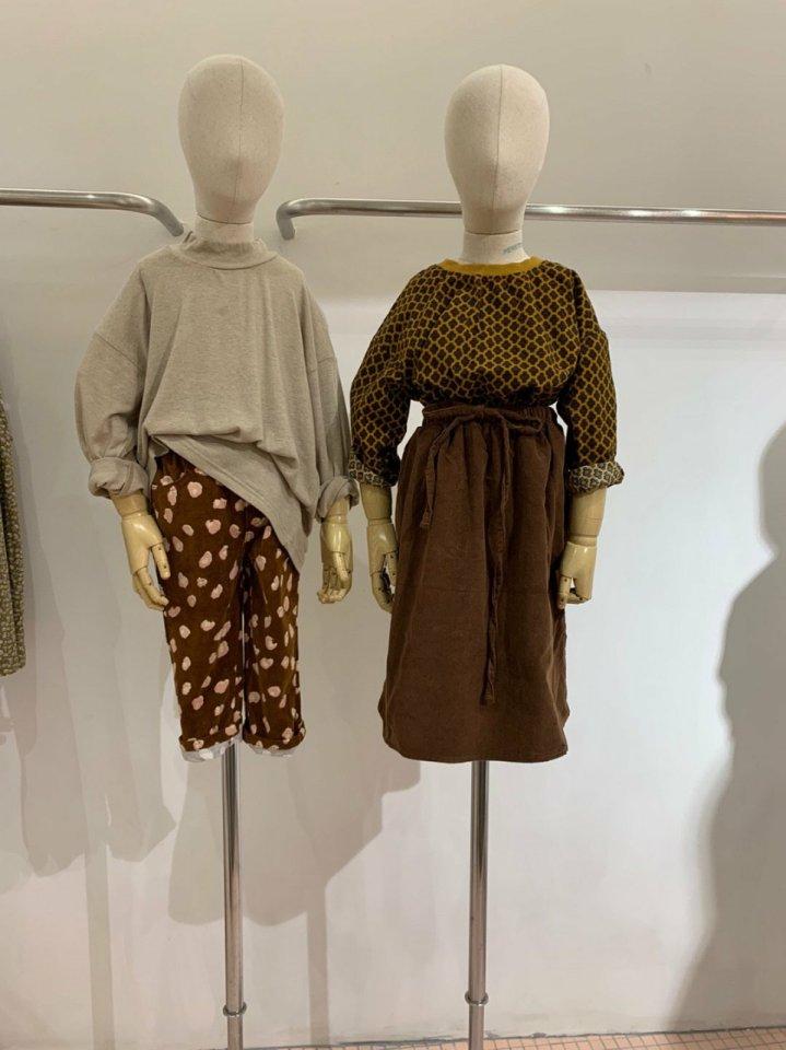 MOOI STORE - Korean Children Fashion - #Kfashion4kids - Leopard Pants - 3