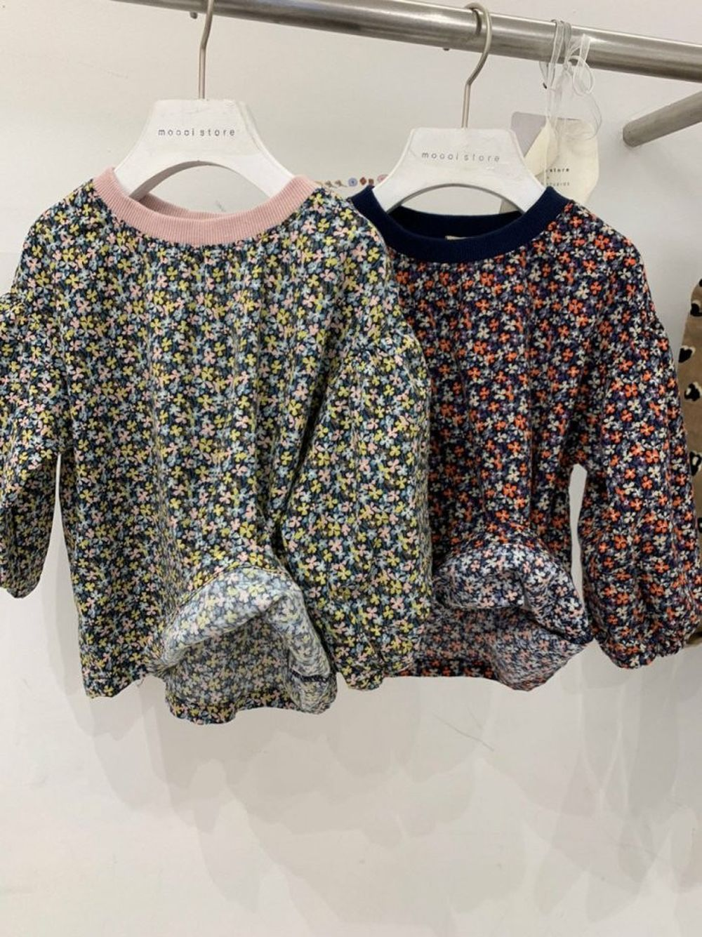 MOOI STORE - BRAND - Korean Children Fashion - #Kfashion4kids - Small Flower Puff MTM