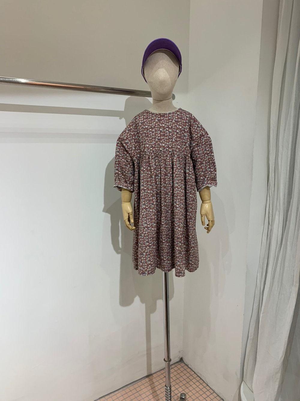 MOOI STORE - Korean Children Fashion - #Kfashion4kids - Sarine One-piece - 3