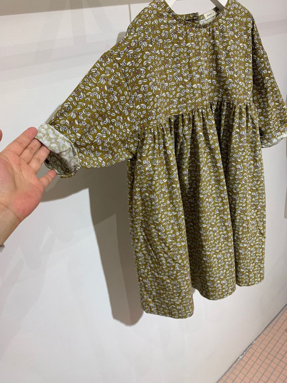 MOOI STORE - Korean Children Fashion - #Kfashion4kids - Sarine One-piece - 6