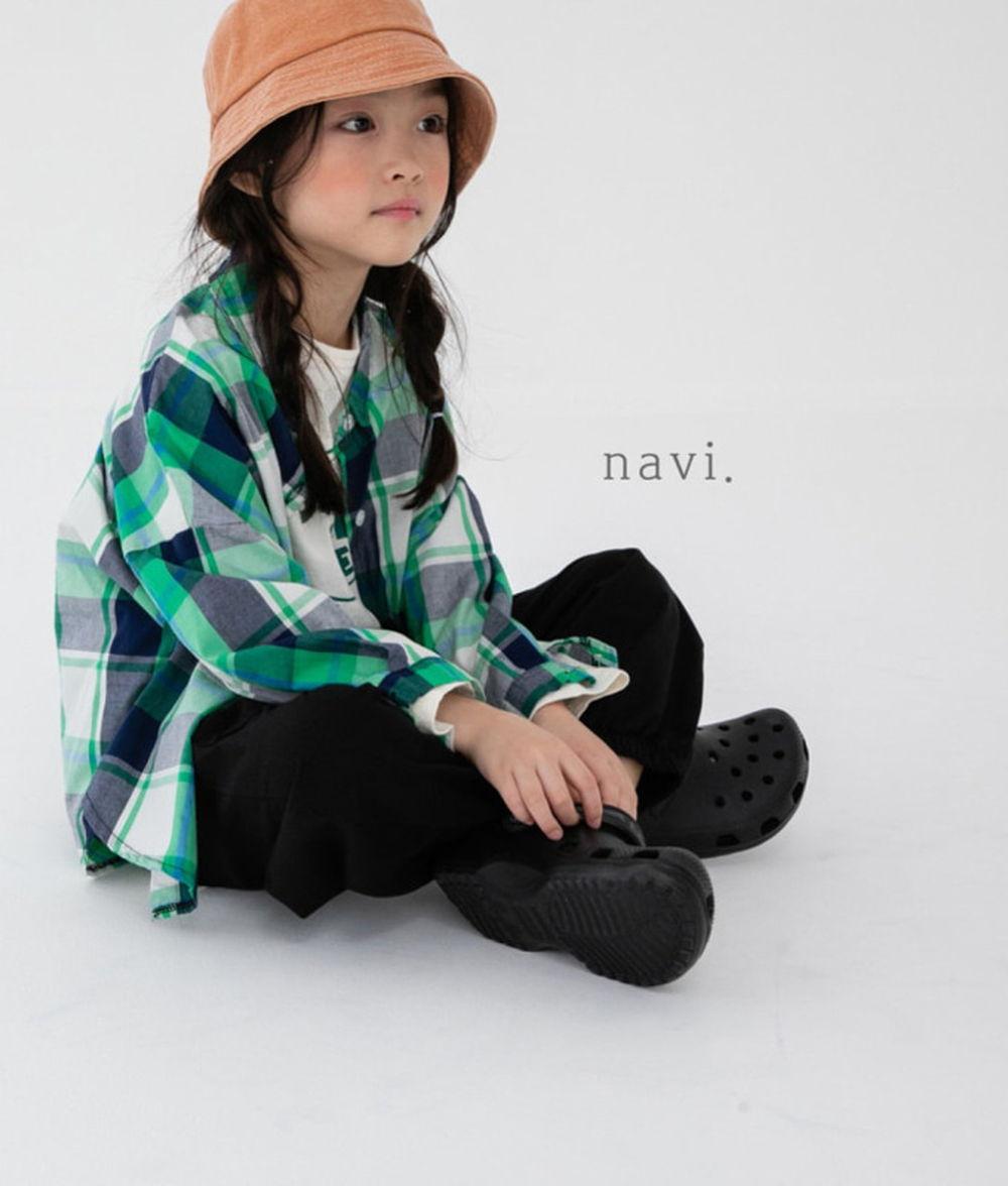 NAVI - BRAND - Korean Children Fashion - #Kfashion4kids - Lia Shirt