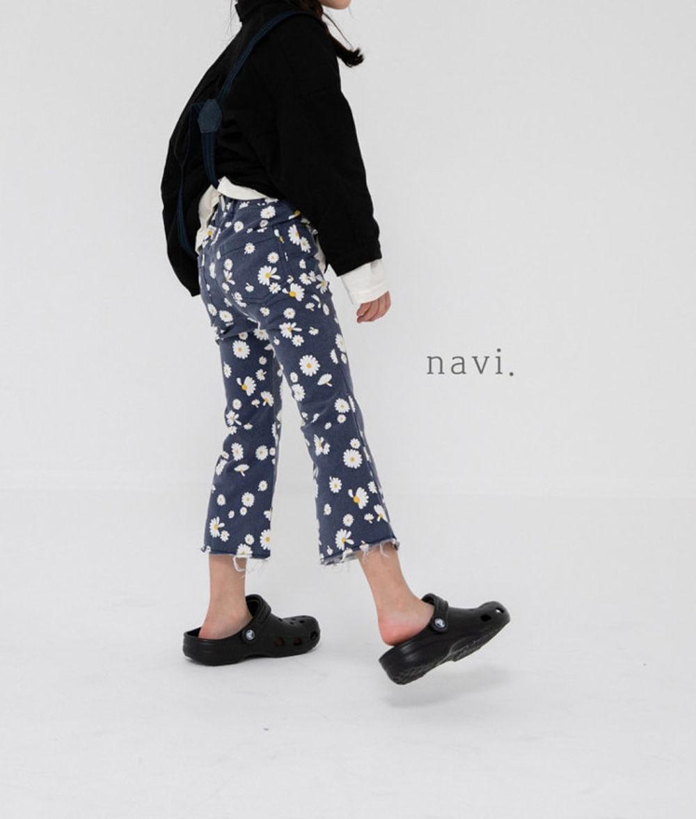 NAVI - BRAND - Korean Children Fashion - #Kfashion4kids - Daisy Pants