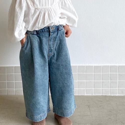 O'AHU - BRAND - Korean Children Fashion - #Kfashion4kids - Brooklyn Denim Pants