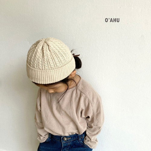O'AHU - BRAND - Korean Children Fashion - #Kfashion4kids - Mud Tee