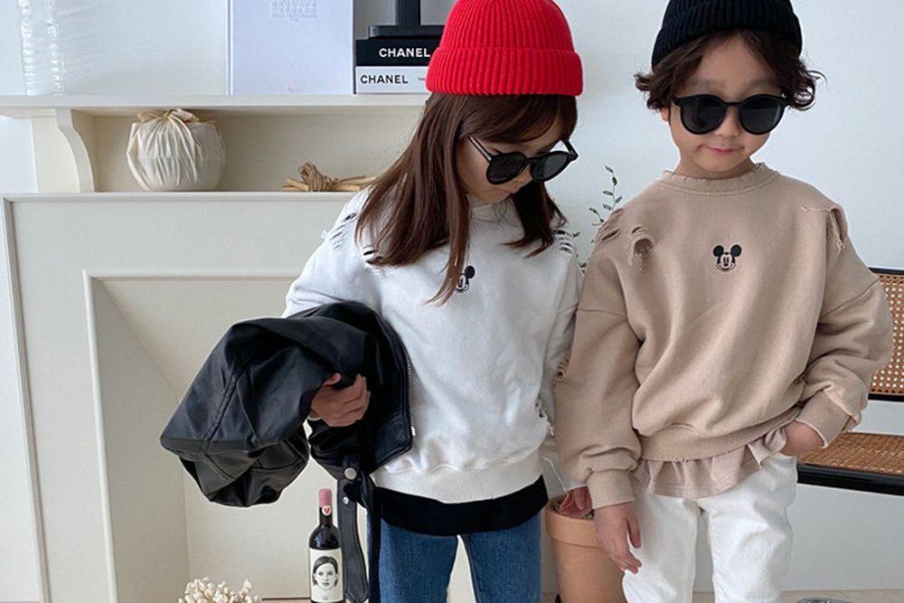 OUR - BRAND - Korean Children Fashion - #Kfashion4kids - Vintage Mickey MTM