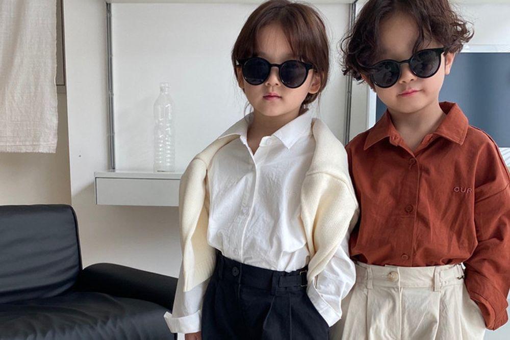 OUR - BRAND - Korean Children Fashion - #Kfashion4kids - Roen Shirt