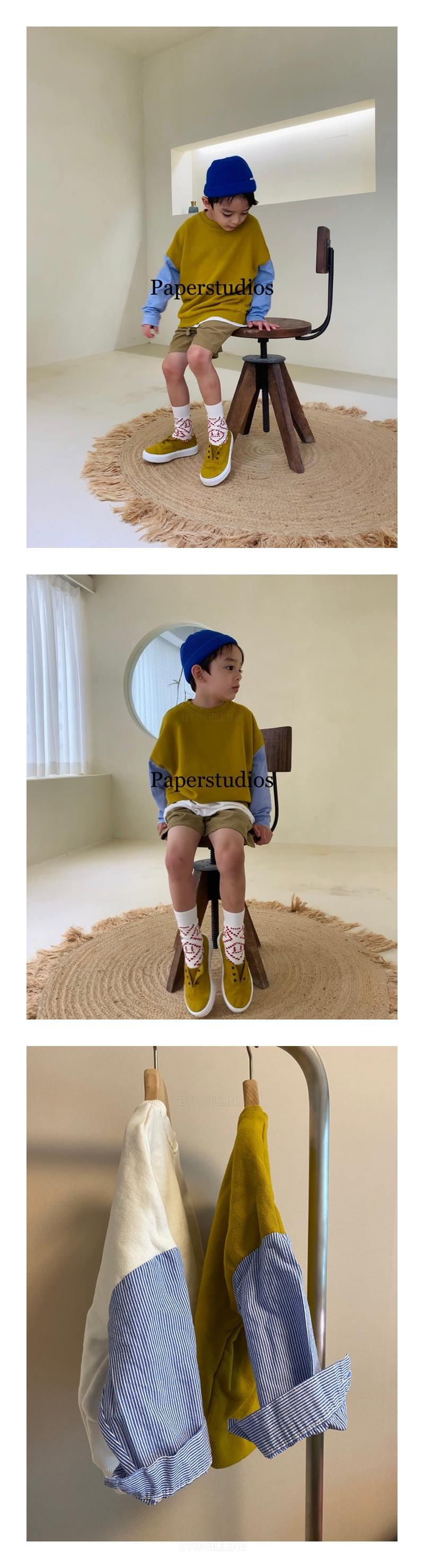 PAPER STUDIOS - Korean Children Fashion - #Kfashion4kids - 3.1 MTM