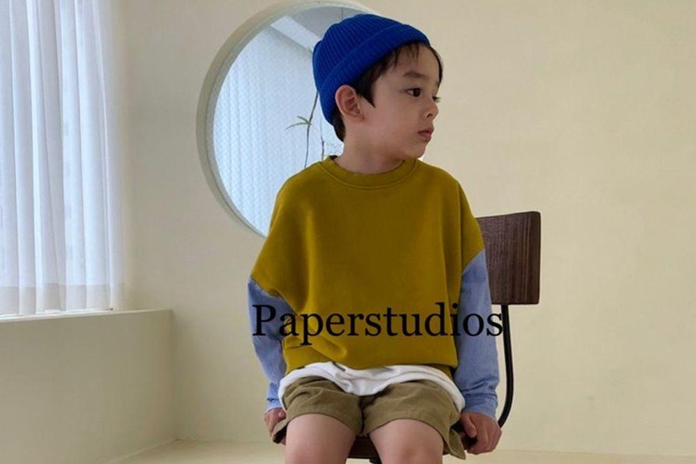 PAPER STUDIOS - BRAND - Korean Children Fashion - #Kfashion4kids - 3.1 MTM
