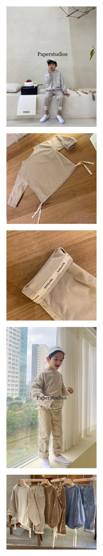 PAPER STUDIOS - Korean Children Fashion - #Kfashion4kids - 28 Corduroy Blouse