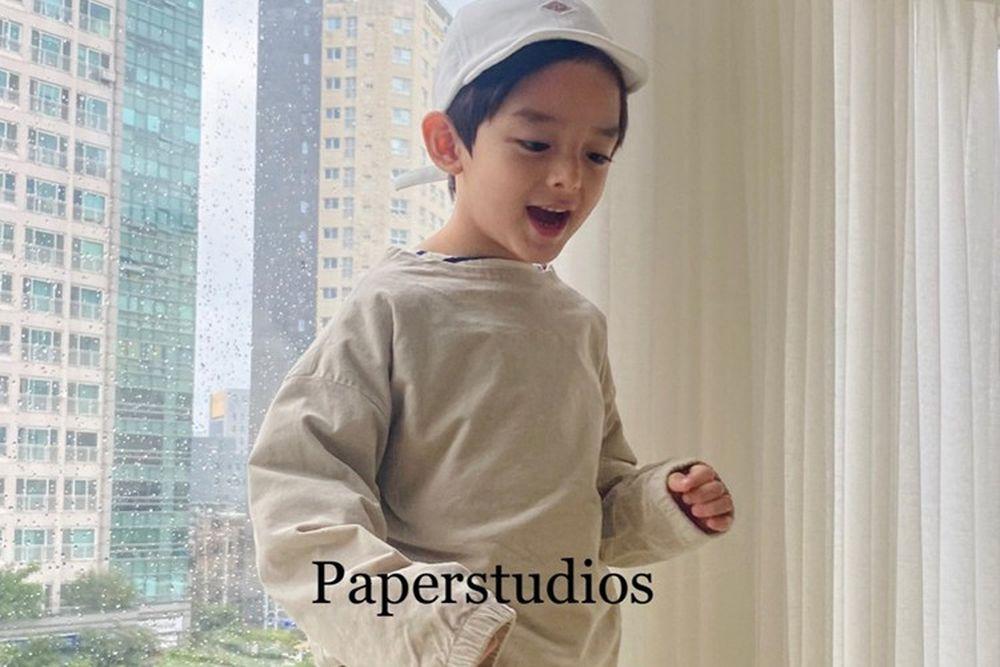 PAPER STUDIOS - BRAND - Korean Children Fashion - #Kfashion4kids - 28 Corduroy Blouse