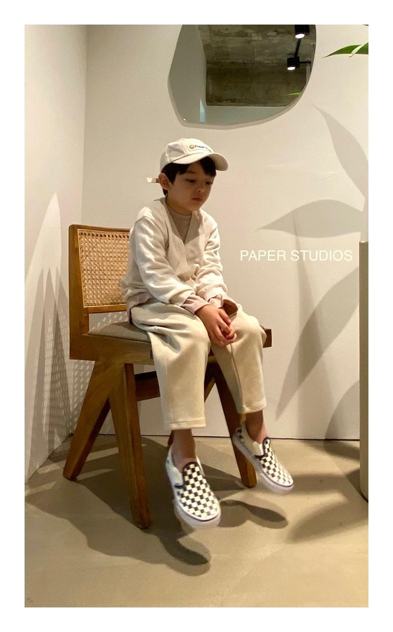 PAPER STUDIOS - Korean Children Fashion - #Kfashion4kids - Marni Pants