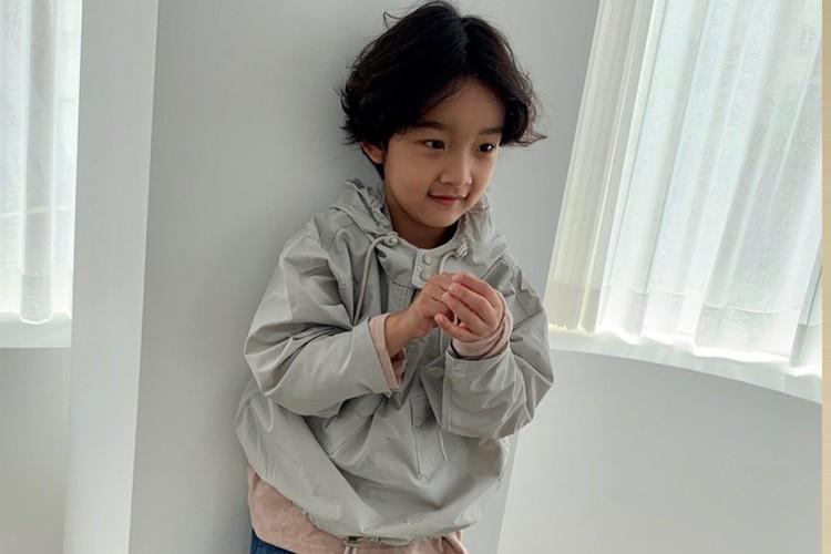 PAPER STUDIOS - BRAND - Korean Children Fashion - #Kfashion4kids - Anorak MTM
