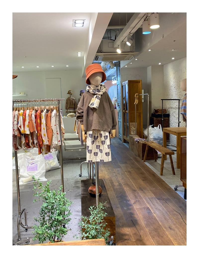 PAPER STUDIOS - Korean Children Fashion - #Kfashion4kids - Tulip Long Scarf