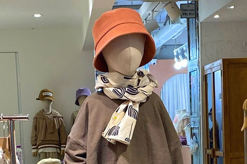 PAPER STUDIOS - BRAND - Korean Children Fashion - #Kfashion4kids - Tulip Long Scarf