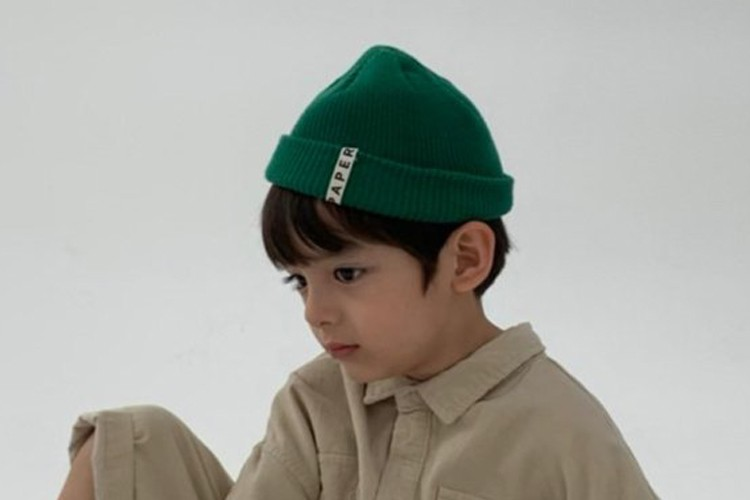 PAPER STUDIOS - BRAND - Korean Children Fashion - #Kfashion4kids - Hazzi Beanie