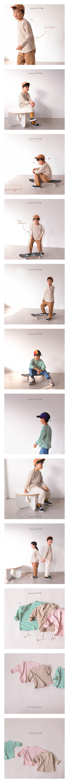 PAUL & NINA - Korean Children Fashion - #Kfashion4kids - Fall Stripe Tee