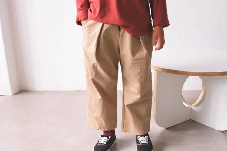 PAUL & NINA - BRAND - Korean Children Fashion - #Kfashion4kids - Chino Pants