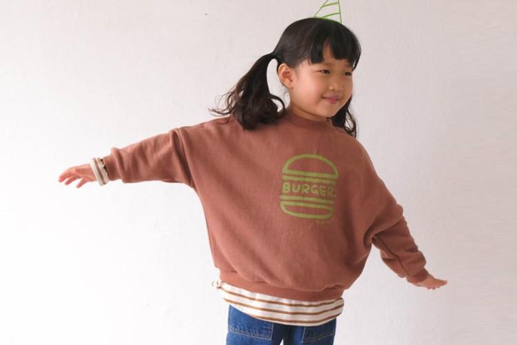 PAUL & NINA - BRAND - Korean Children Fashion - #Kfashion4kids - Hamburger MTM