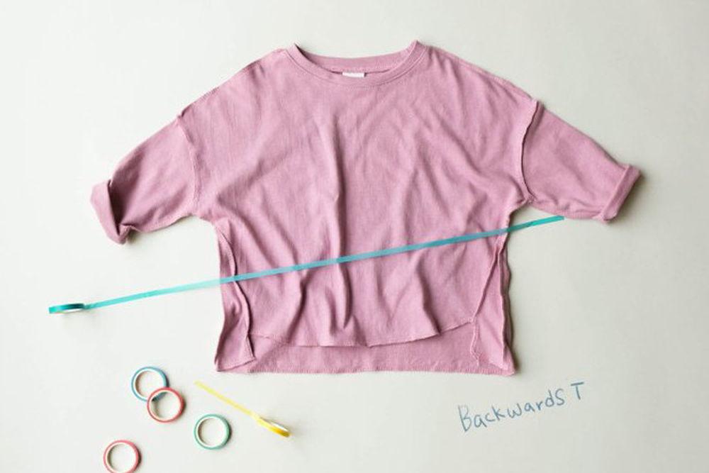 PAUL & NINA - BRAND - Korean Children Fashion - #Kfashion4kids - Back Tee