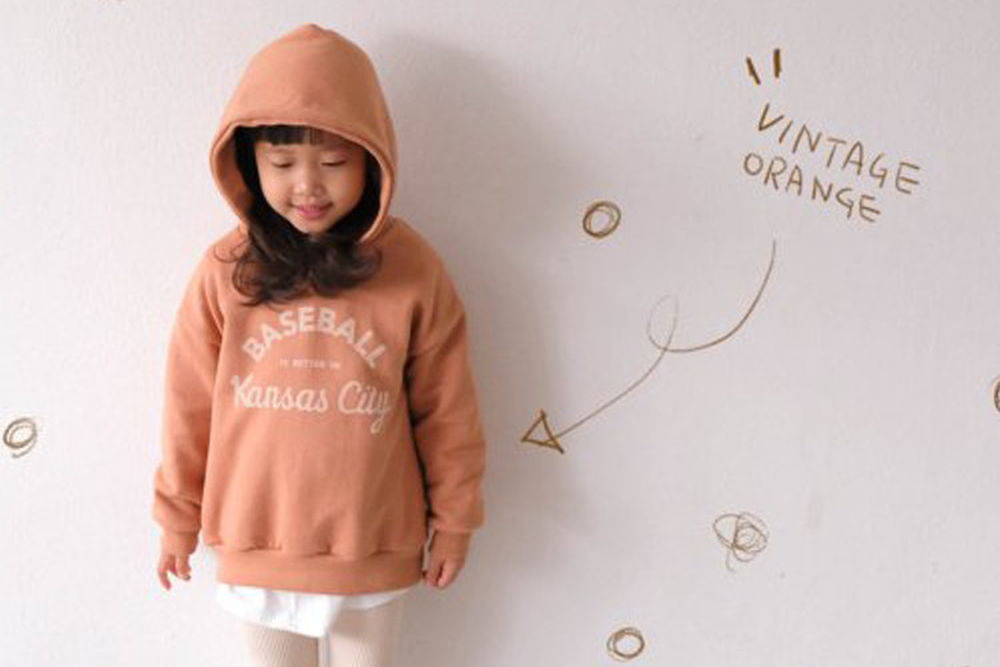 PAUL & NINA - BRAND - Korean Children Fashion - #Kfashion4kids - Baseball Hood MTM