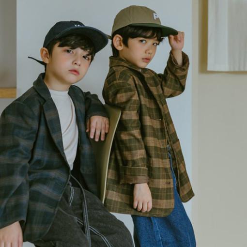 PEANUT - BRAND - Korean Children Fashion - #Kfashion4kids - Beneta Jacket