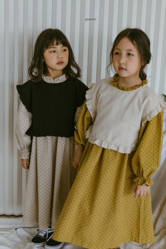 PEANUT - BRAND - Korean Children Fashion - #Kfashion4kids - Nana One-piece
