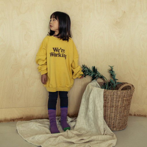 PEANUT - BRAND - Korean Children Fashion - #Kfashion4kids - Rib Leggings