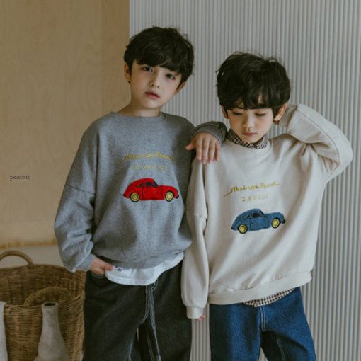 PEANUT - BRAND - Korean Children Fashion - #Kfashion4kids - Maison Peanut MTM