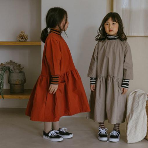 PEANUT - BRAND - Korean Children Fashion - #Kfashion4kids - Margarete One-piece