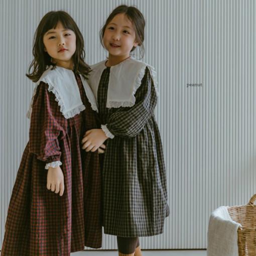 PEANUT - BRAND - Korean Children Fashion - #Kfashion4kids - Kelly One-piece